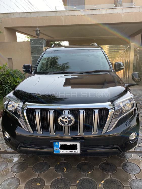 Toyota Prado TX L Package 2.7 2013 Image-1