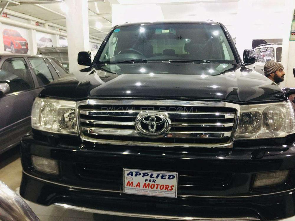 Toyota Land Cruiser VX 4.2D 2003 Image-1