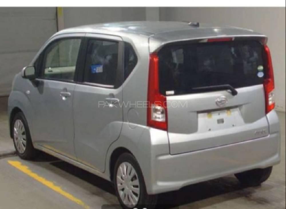 Daihatsu Move X 2015 Image-1