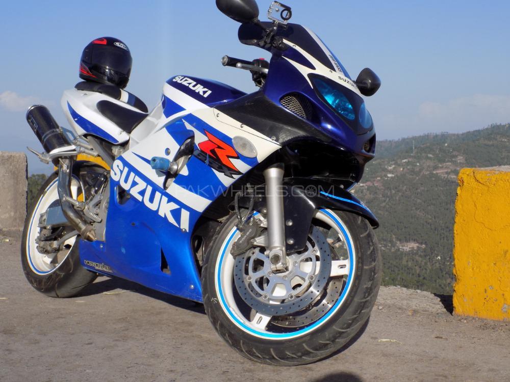 Suzuki GSX-R600 - 2003  Image-1