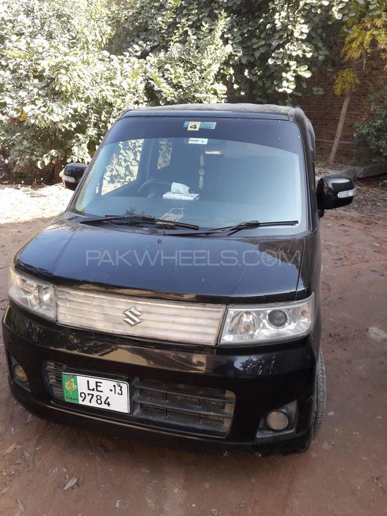 Suzuki Wagon R Stingray Limited 2007 Image-1