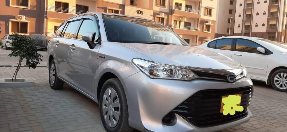 Toyota Corolla Fielder Hybrid G 2015 Image-1
