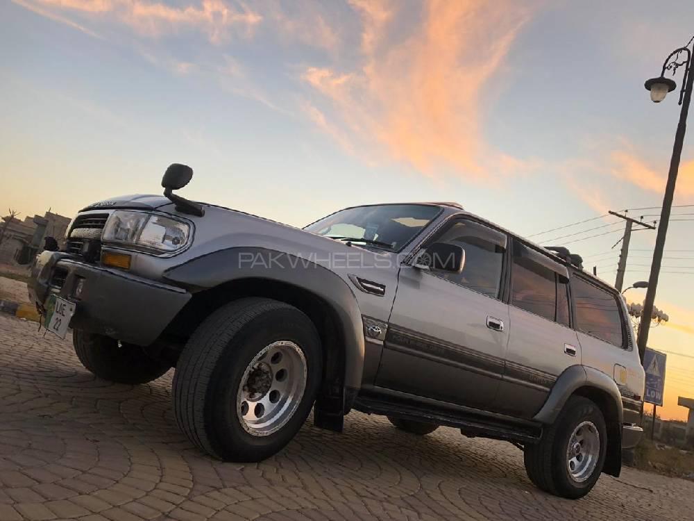 Toyota Land Cruiser VX 4.2D 1990 Image-1