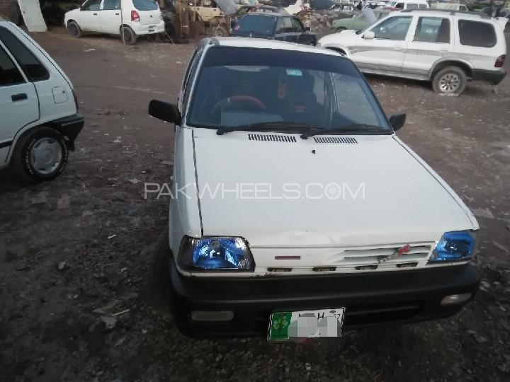 Suzuki Mehran VXR (CNG) 2007 Image-1