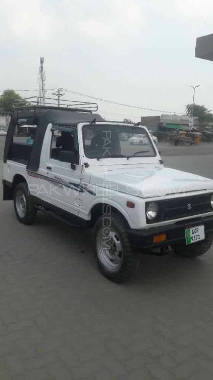 Suzuki Sj410 1992 Image-1