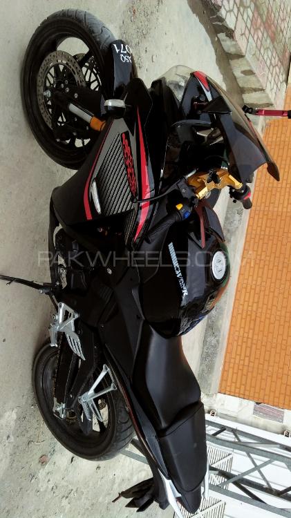 Honda CBR250 RR - 2017  Image-1