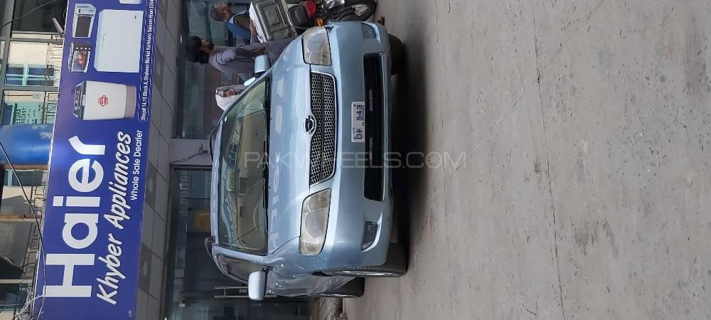 Toyota Corolla Fielder X G Edition 2006 Image-1