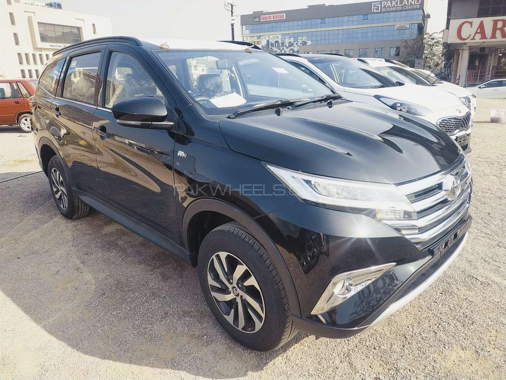 Toyota Rush G A/T 2019 Image-1