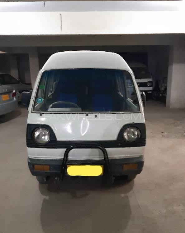Suzuki Bolan 1992 Image-1