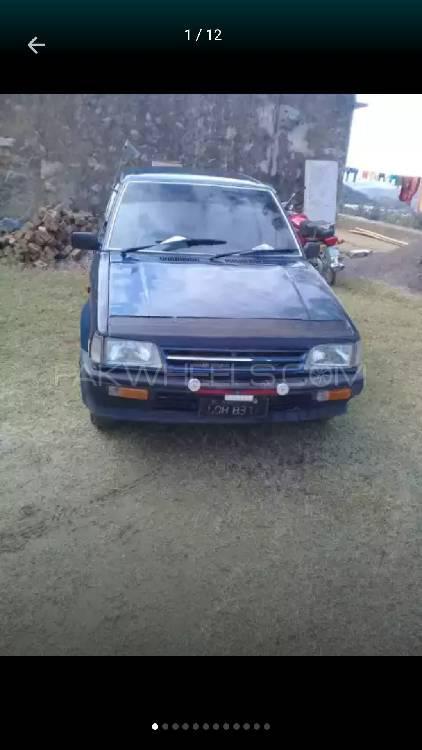 Suzuki Khyber Plus 1985 Image-1