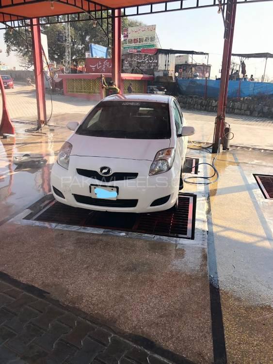 Toyota Vitz U 1.0 2008 Image-1