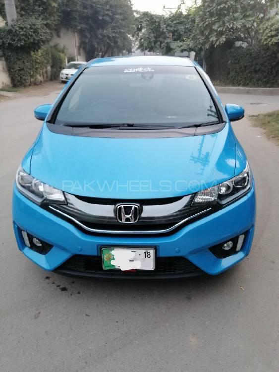Honda Fit 1.5 Hybrid Base Grade  2015 Image-1