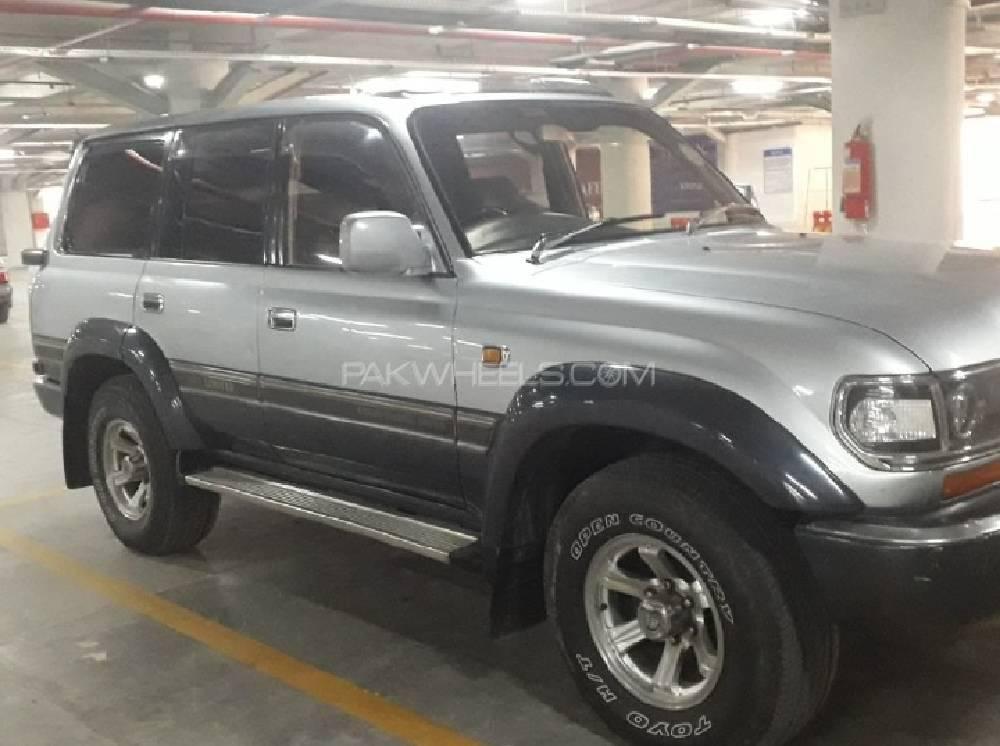Toyota Prado VX 4.5D Automatic 1994 Image-1