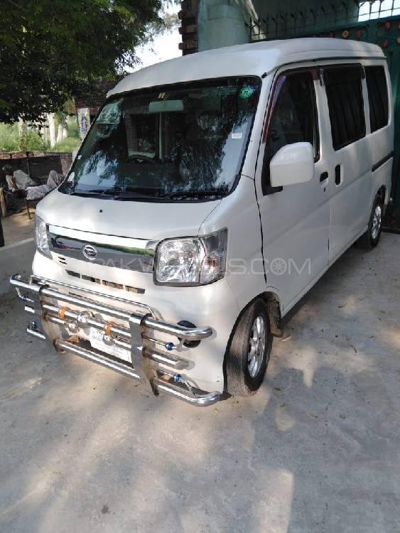 Daihatsu Hijet Special 2015 Image-1