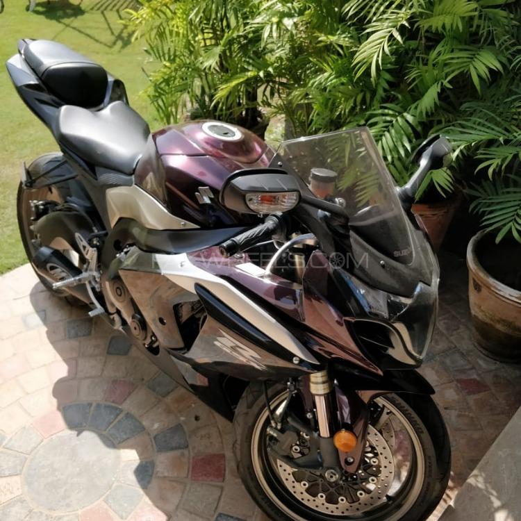 Suzuki GSX-R1000 - 2009  Image-1