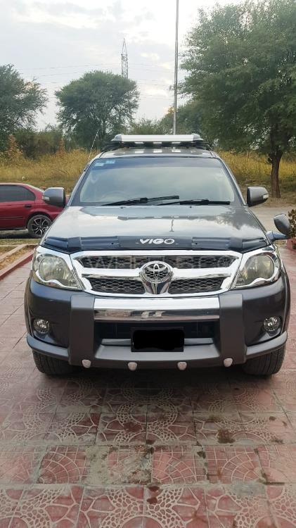 Toyota Hilux Vigo G 2009 Image-1