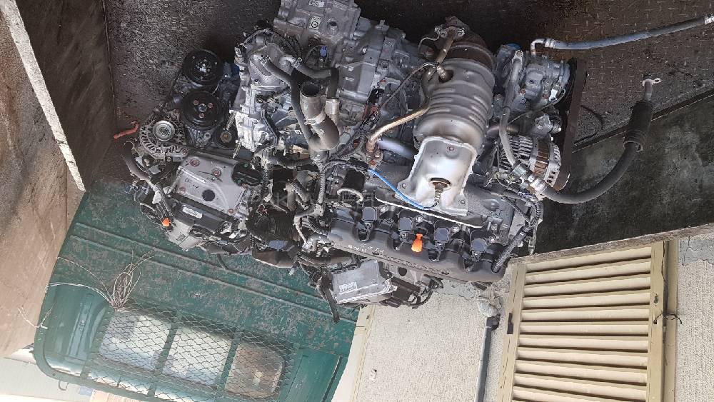 Honda Civic Engine 2017 model R18Zf cvt gearbox Image-1