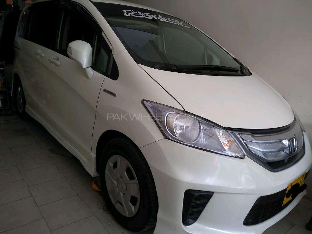 Honda Freed + Hybrid EX 2012 Image-1