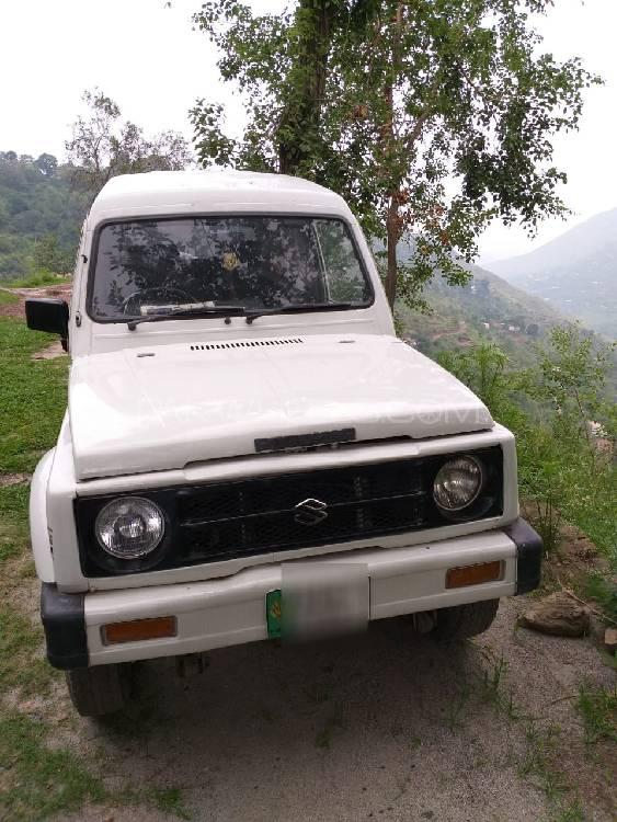 Suzuki Potohar Basegrade 1997 Image-1