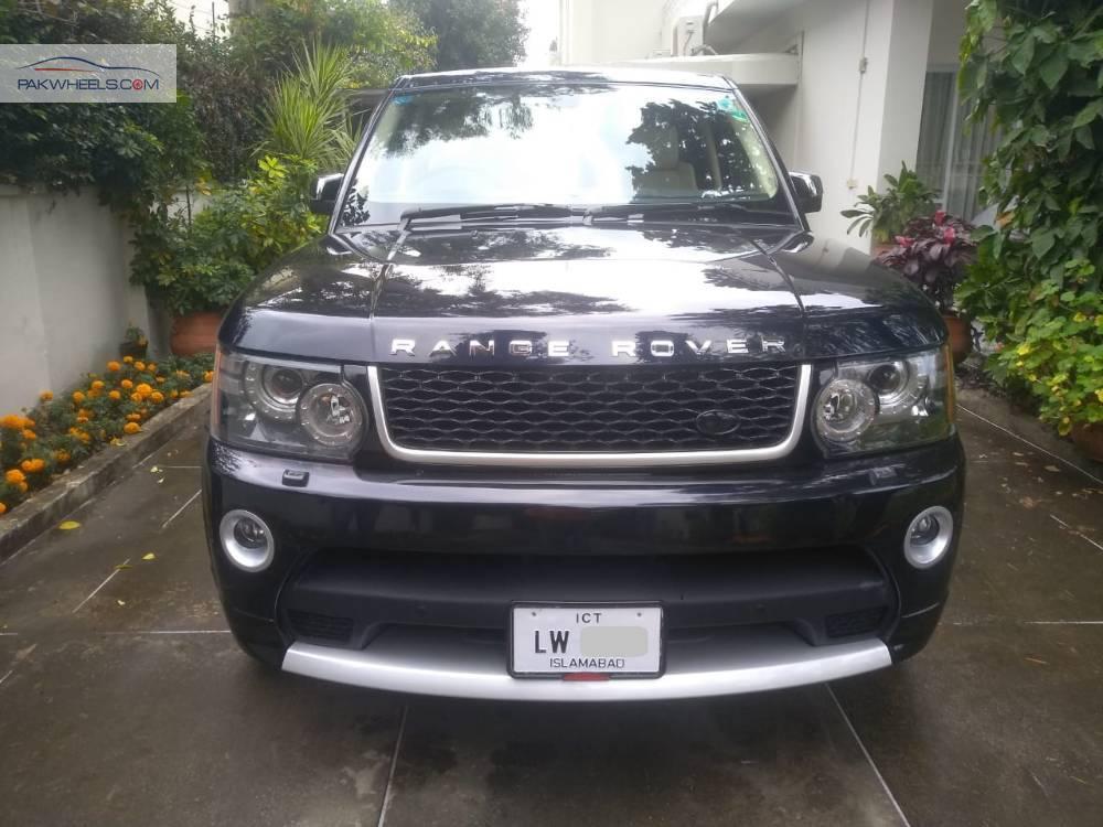 Range Rover Sport TDV6 2007 Image-1