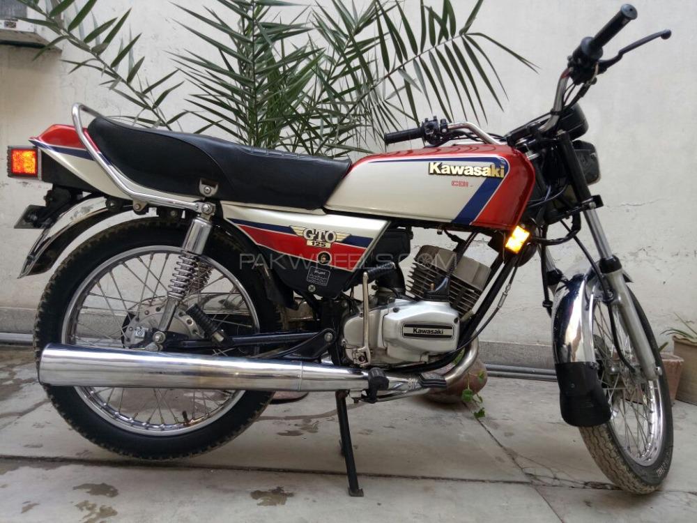 Kawasaki GTO 125 - 1990  Image-1