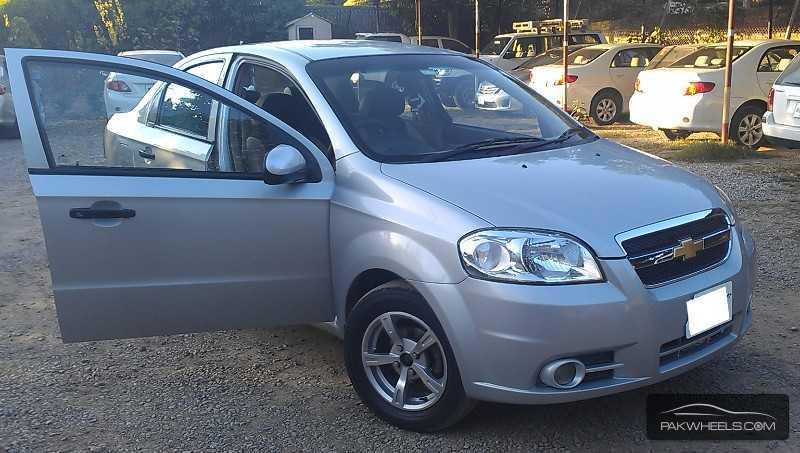 2008 Chevrolet Aveo Car Pictures