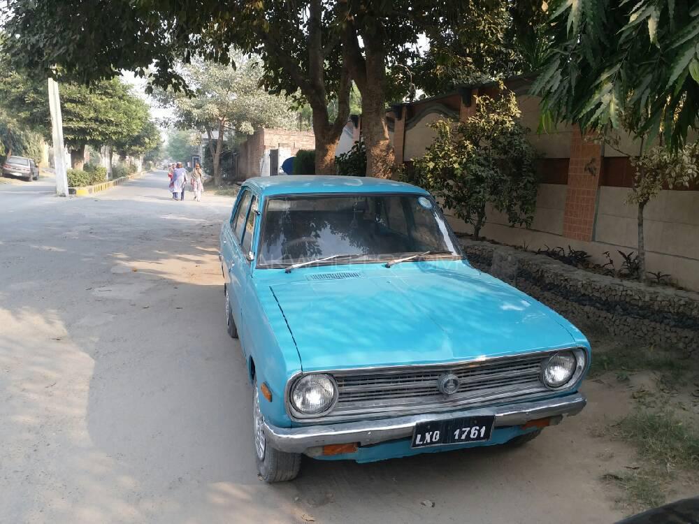 Datsun 1200 1987 Image-1