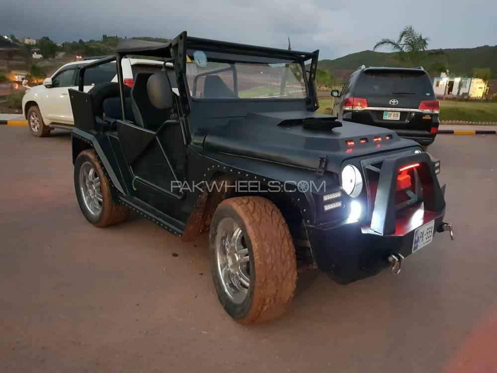 Jeep Other 1989 Image-1