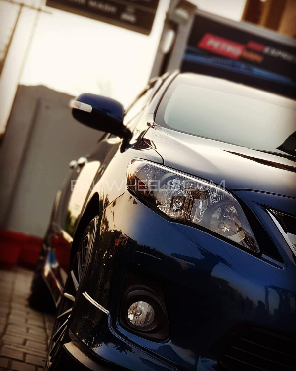Toyota Corolla - 2012  Image-1