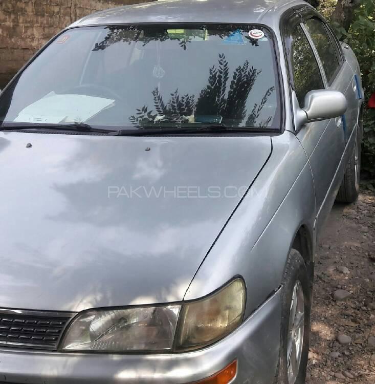 Toyota Corolla 2.0D 2001 Image-1