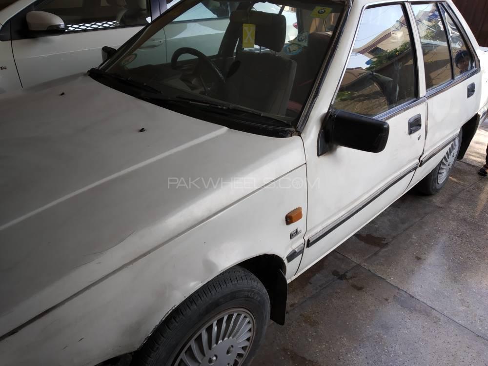Mitsubishi Lancer 1988 Image-1