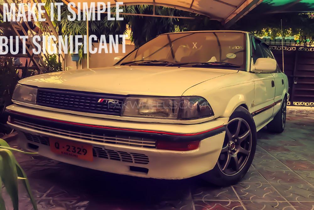 Toyota Corolla - 1992  Image-1