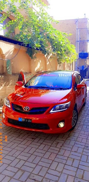 Toyota Corolla GLi 1.3 VVTi 2010 Image-1