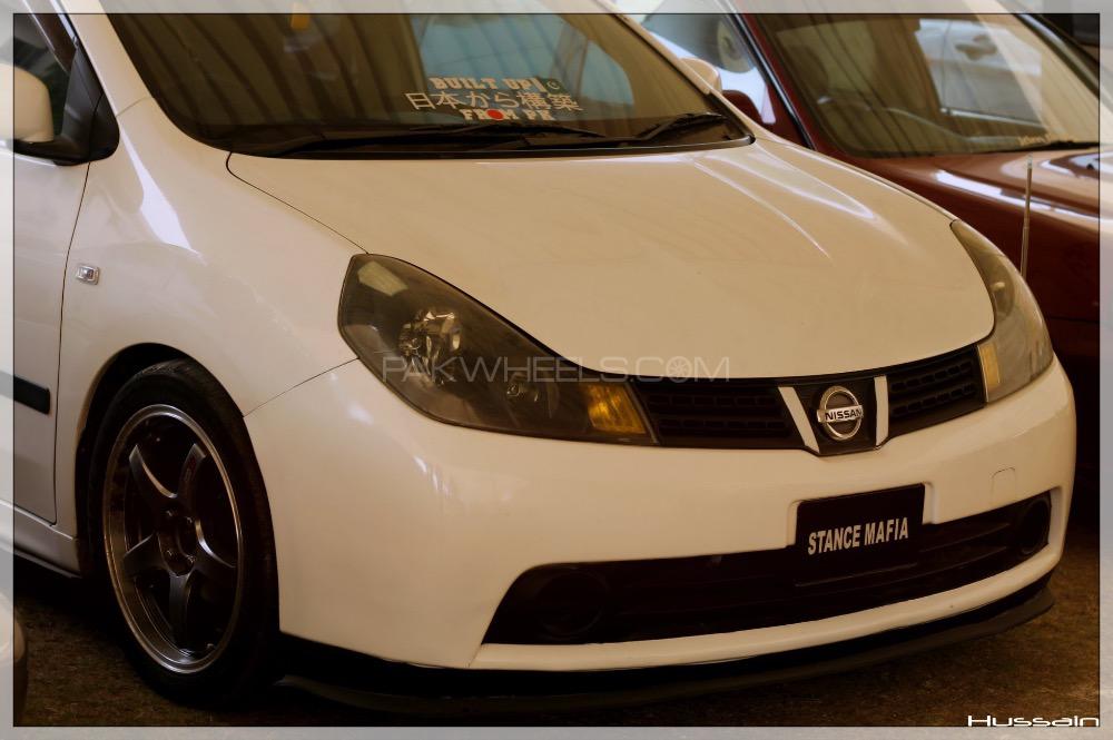 Nissan Wingroad - 2007  Image-1