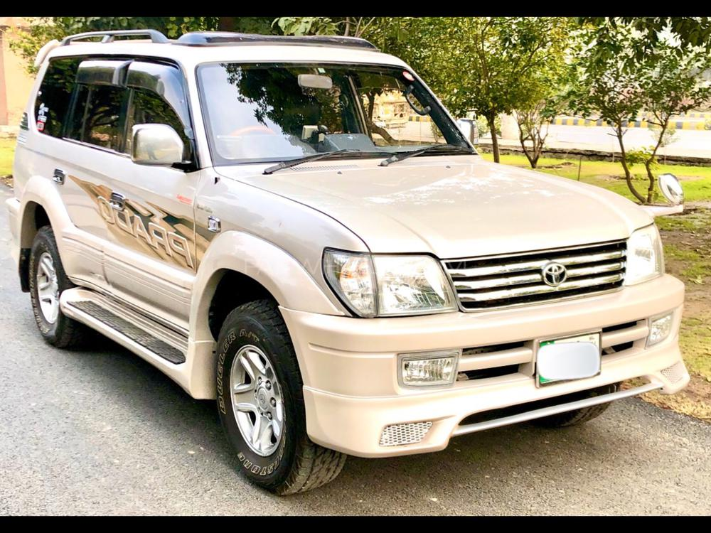 Toyota Prado TZ 3 0D 1998 for sale in Lahore