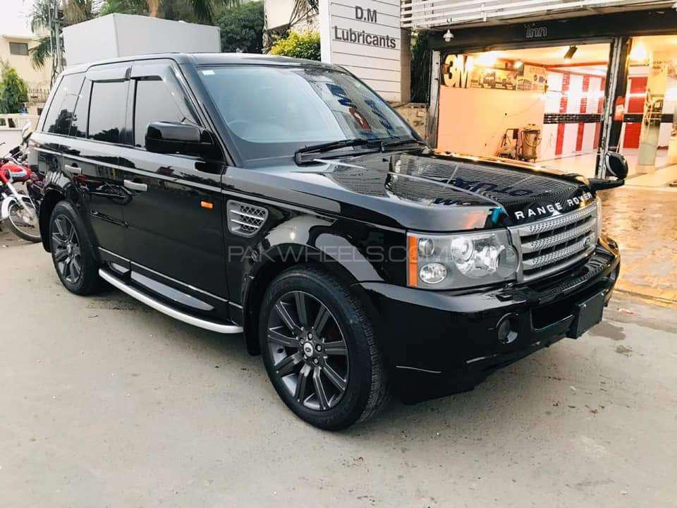 2005 Range Rover For Sale >> Range Rover Sport Supercharged 4 2 V8 2005 For Sale In Lahore Pakwheels