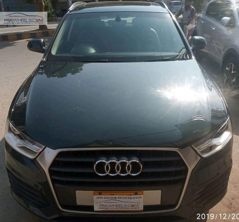 Audi Q3 2018 Image-1