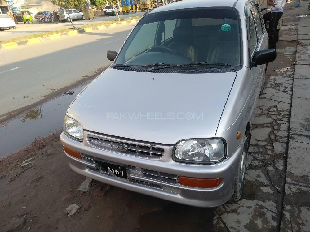 Daihatsu Cuore CL 2004 Image-1