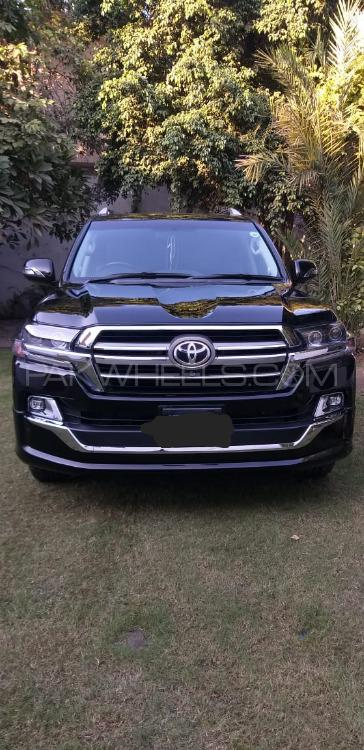 Toyota Land Cruiser AX G Selection 2008 Image-1