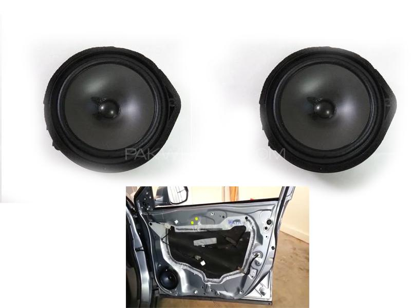 Genuine Honda Door Speakers Pair 2pcs in Lahore