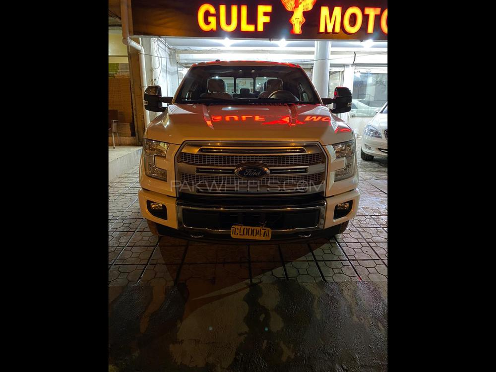 Ford F 150 2017 Image-1