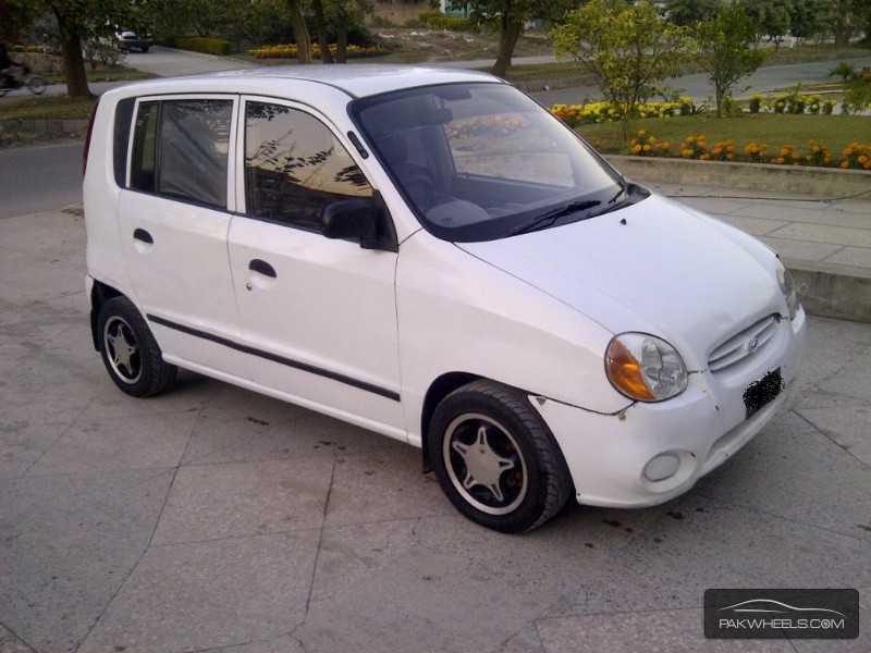 Hyundai Santro 2002 For Sale In Islamabad Pakwheels