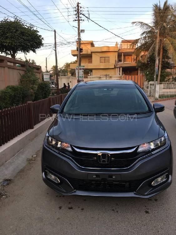 Honda Fit 1.5 Hybrid Base Grade  2017 Image-1