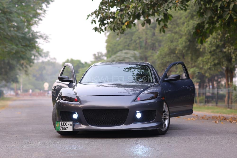Mazda RX8 - 2011  Image-1