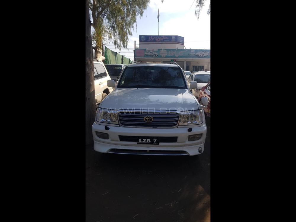 Toyota Land Cruiser VX Limited 4.2D 2004 Image-1