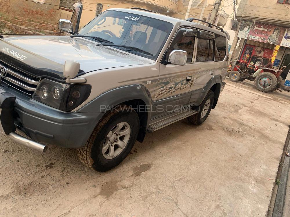 Toyota Prado TZ 3 0D 1997 for sale in Mandi bahauddin