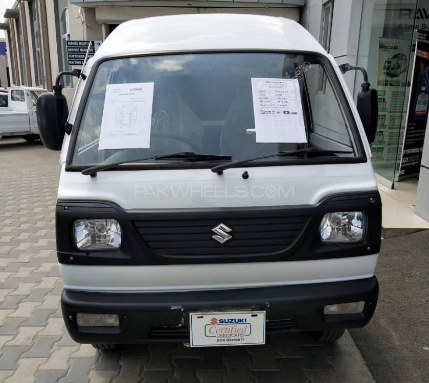 Suzuki Bolan VX Euro II 2019 Image-1
