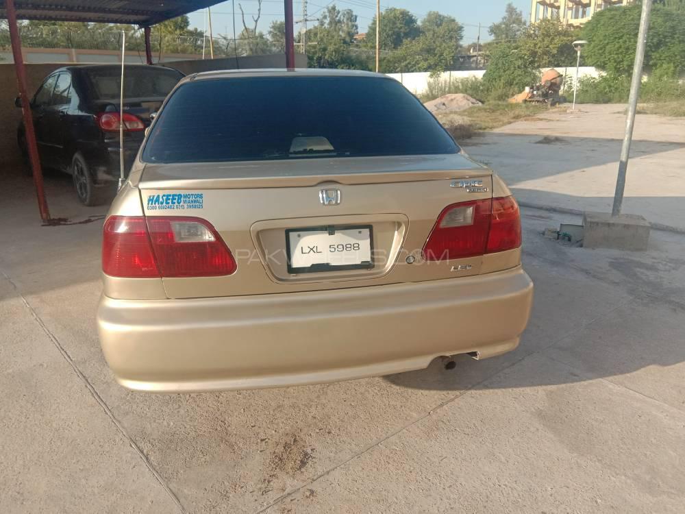 Honda Ferio 1999 Image-1