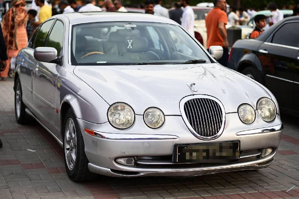 Jaguar S Type 2000 Image-1