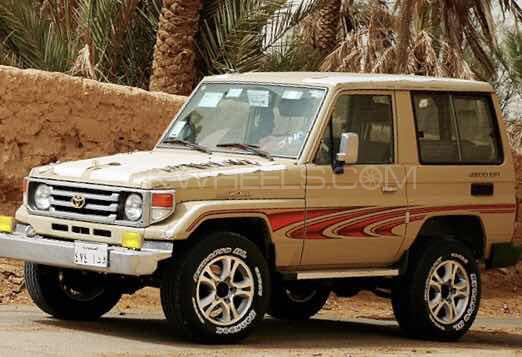 Toyota Land Cruiser - 1990 shahzad  Image-1